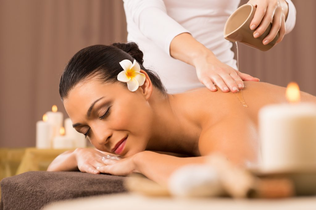 Massage Spa Entspannung Massageangebote Wellness