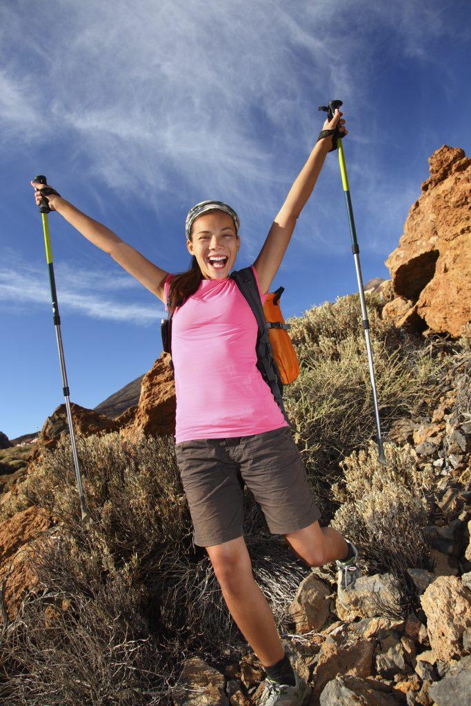Nordic Walking Sport Gesundheit