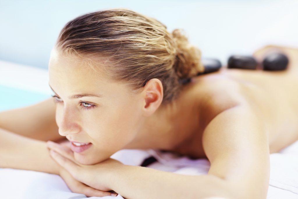 Hot Stone Massage Spa Wellness