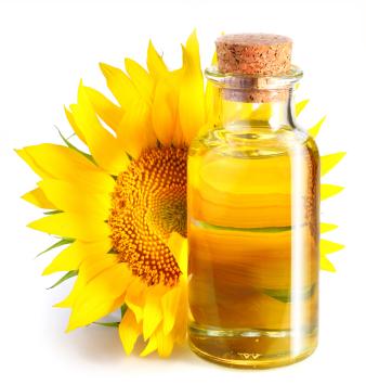 Sonnenblume Öl Massage