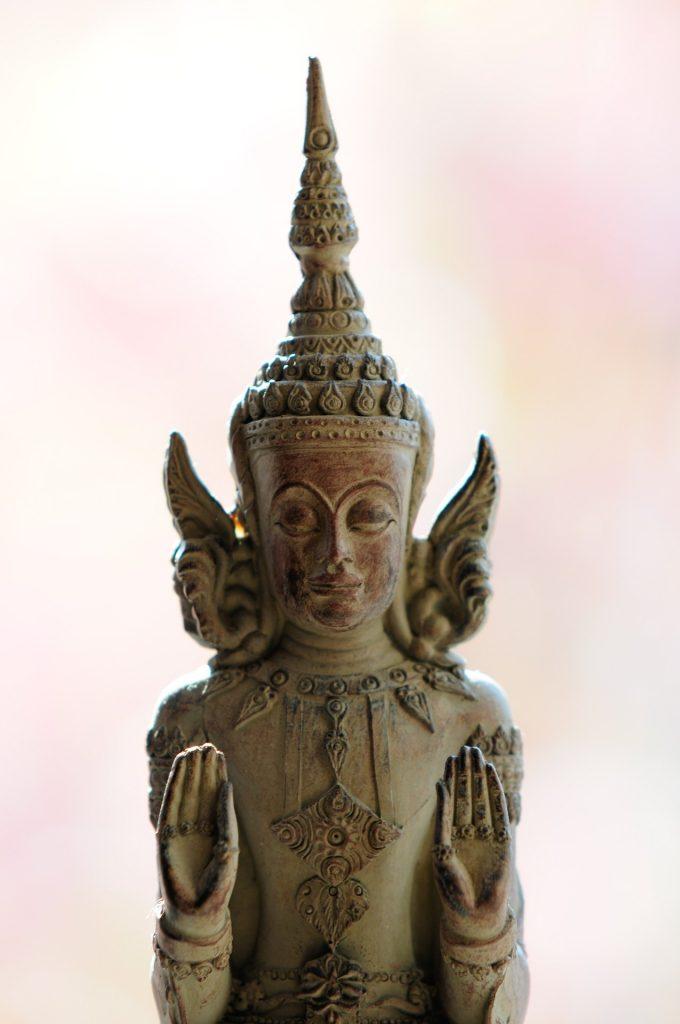 Statue Zen Buddha Hinduismus Meditation